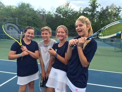 MS Tennis 2015
