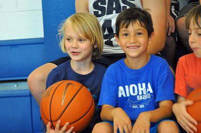Basketball Camp 2015