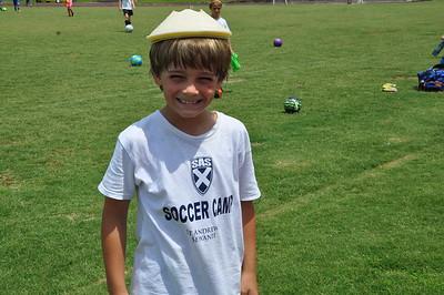Soccer Camp 2015